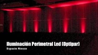 Iluminación Decorativa Perimetral Led Universa Audiovisual.mov Thumbnail