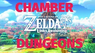 Chamber Dungeons in Link's Awakening for the Switch | COGconnected