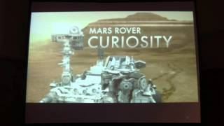 ION GNSS+ 2015 Plenary Speech with NASA's Jim Green thumbnail