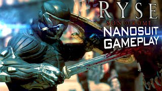 RYSIS | Ryse: Son of Rome - Crysis Nanosuit (PC Gameplay)