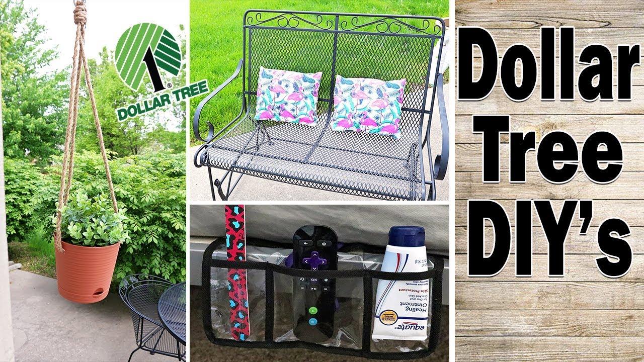 Dollar Tree DIY - Outdoor Summer Decor