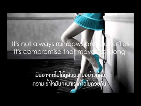 Maoon 5 - She will be loved (lyrics) แปลไทย