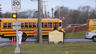 Jackson Middle School locked down after student apparently shoots self