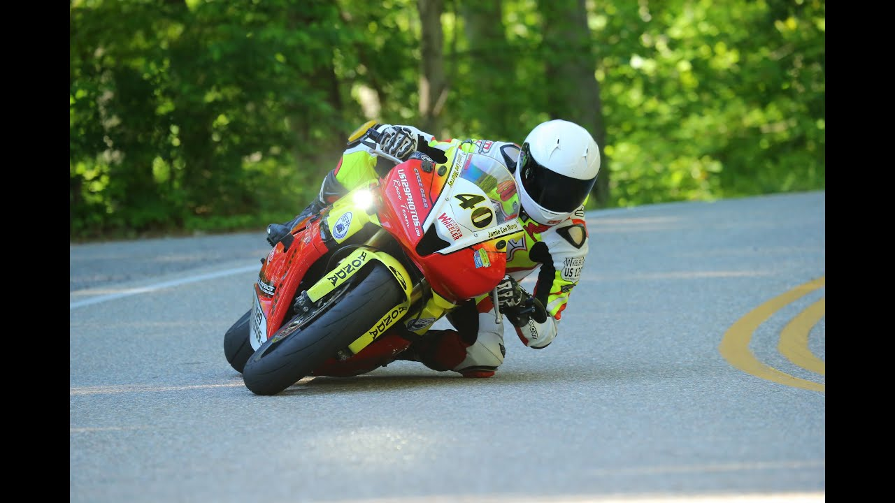 Deals Gap In 9 Minutes On A 2012 Cbr600rr Street Tires