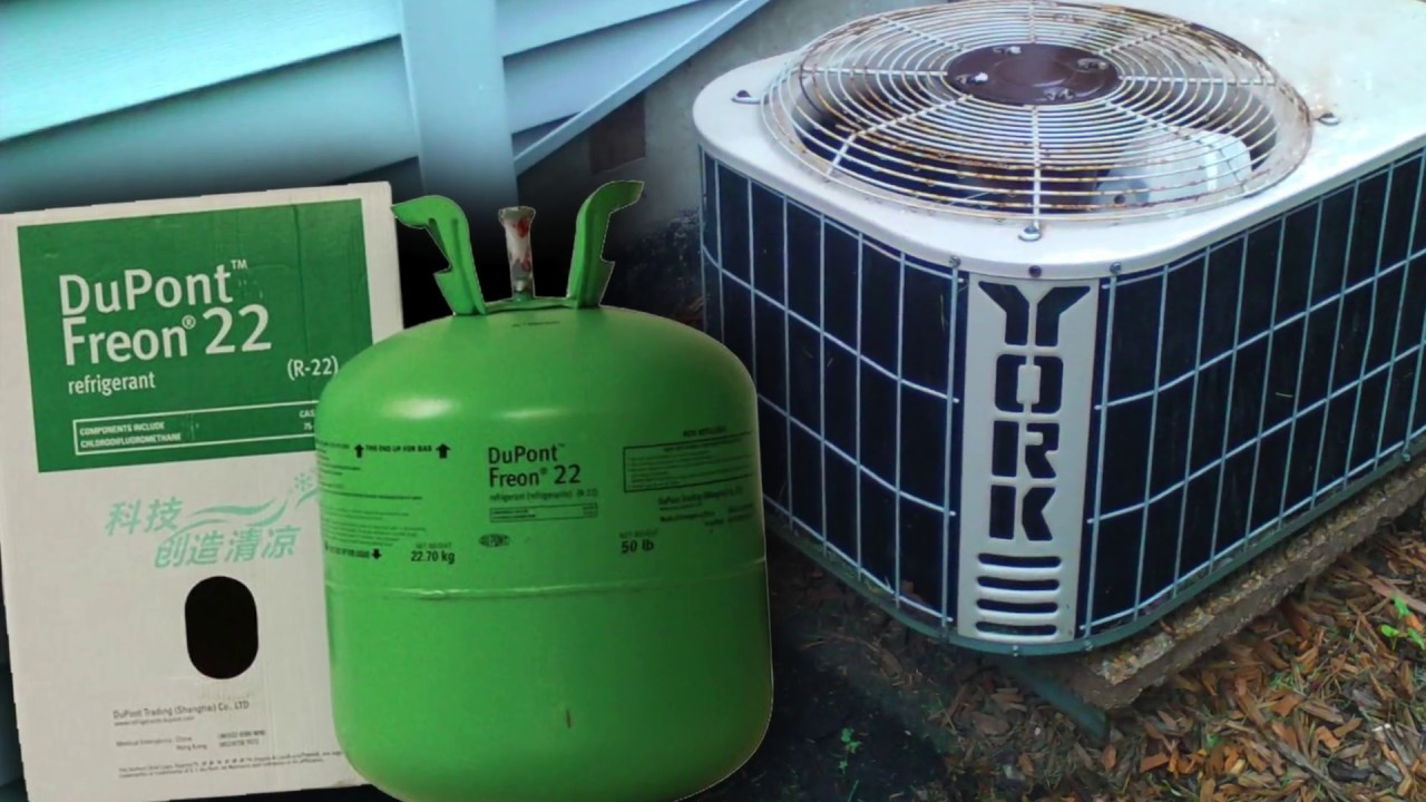 Learn Your Air Conditioner's R22 Replacement Options | Skylands Energy
