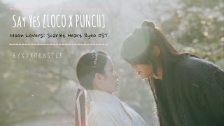 (karaoke-thaisub) Say Yes - Loco X Punch (Moon Lover Ost.)