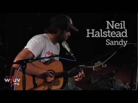 "Neil Halstead - ""Sandy"" (Live at WFUV)"