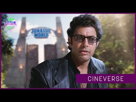 Jeff Goldblum joins Jurassic World 2 - Cineverse