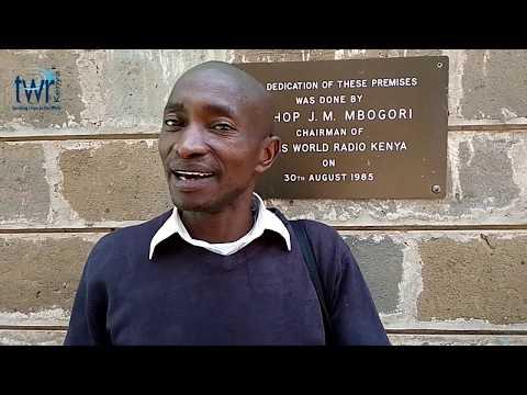 Neno Litaendelea Listener from Mutiniti village Ntimaru