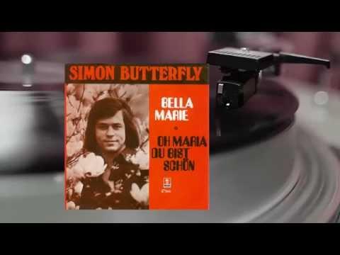 Simon Butterfly  Bella Marie   A side  1974