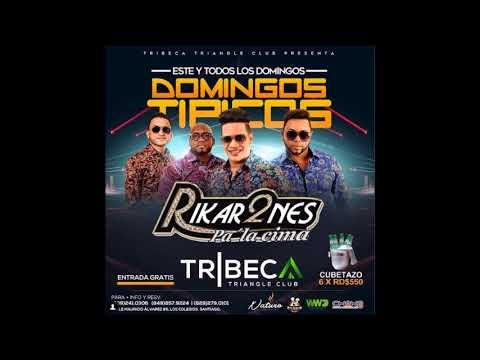 Rikar2nes EN VIVO Tribeca Club 05-NOVIEMBRE-2017
