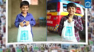 Alkhidmat Foundation Pakistan Qurbani Project Report