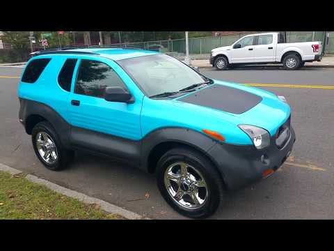 2000 Isuzu vehicross Ironman with 70,000 miles! Part 1
