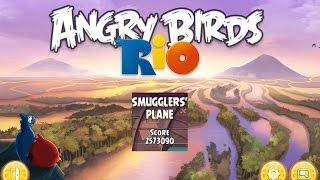 Angry Birds: Rio. Smugglers