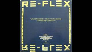 "Re-Flex - The Politics of Dancing (US 12"")"