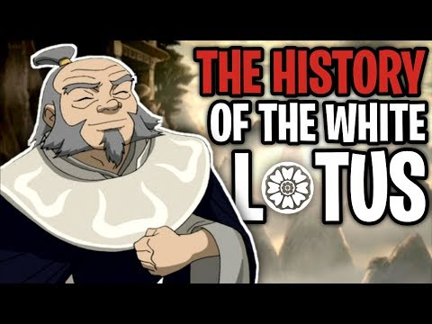 The History Of The White Lotus Avatar Youtube
