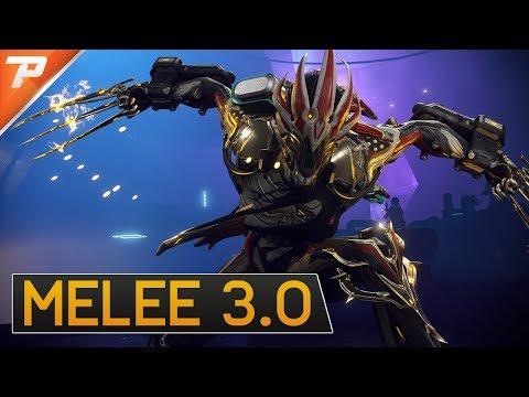 Warframe: Melee 3.0 & Everything Changing - Refresher