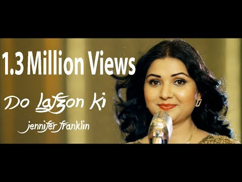 Do Lafzon Ki  | Fantastic Love Song | Sensational | Jennifer Franklin |  Ramji Gulati | HD Video