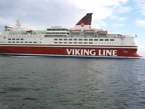Viking Line at Port of Turku (Part 2/2)