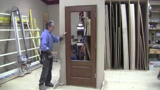 Installing Problem-free Pre-hung Doors