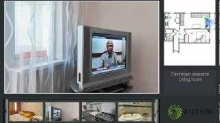Квартира посуточно без посредников Киев, центр(Смотрите детальную информацию, полноценный виртуальный тур, план, фотографии и много другое по ссылке http://ww..., 2011-06-08T21:24:58.000Z)