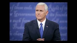 Planned Parenthood supporters donate money in Mike Pence's name