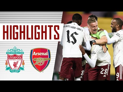 PENALTY SHOOT-OUT WIN AT ANFIELD! | Liverpool 0-0 Arsenal (4-5 on pens) | Carabao Cup – Round 4