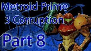 Metroid Prime 3 Corruption 100% Walkthrough Part 8 The Final Generator (1080p HD)
