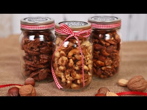 3 Spiced Nut Recipes | Made with Love