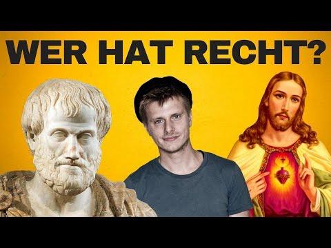 Moritz Neumeier, Aristoteles, Jesus - wer hat recht?