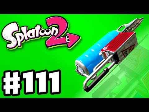 Foil Flingza Roller! - Splatoon 2 - Gameplay Walkthrough Part 111 (Nintendo Switch)
