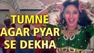 Tumne Agar Pyar se Dekha nahi Mujhko   Raja (1995)   Udit Narayan   Madhuri Dixit, Sanjay Kapoor