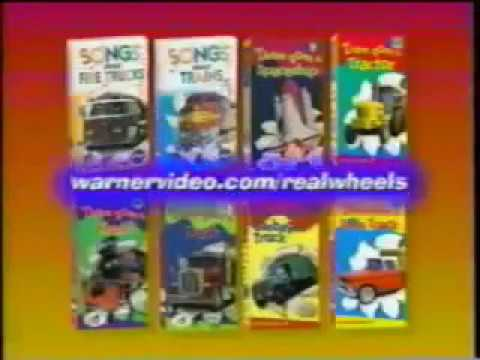 Real Wheels VHS Promo