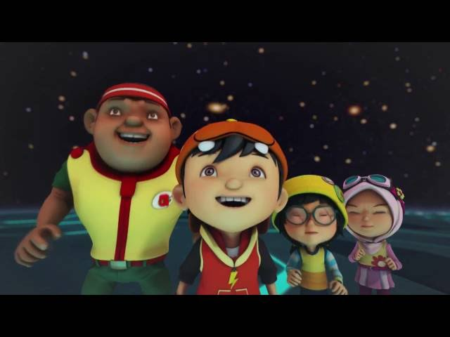 [BoBoiBoy AMV] Fang  - Among Friends, and My Brother..
