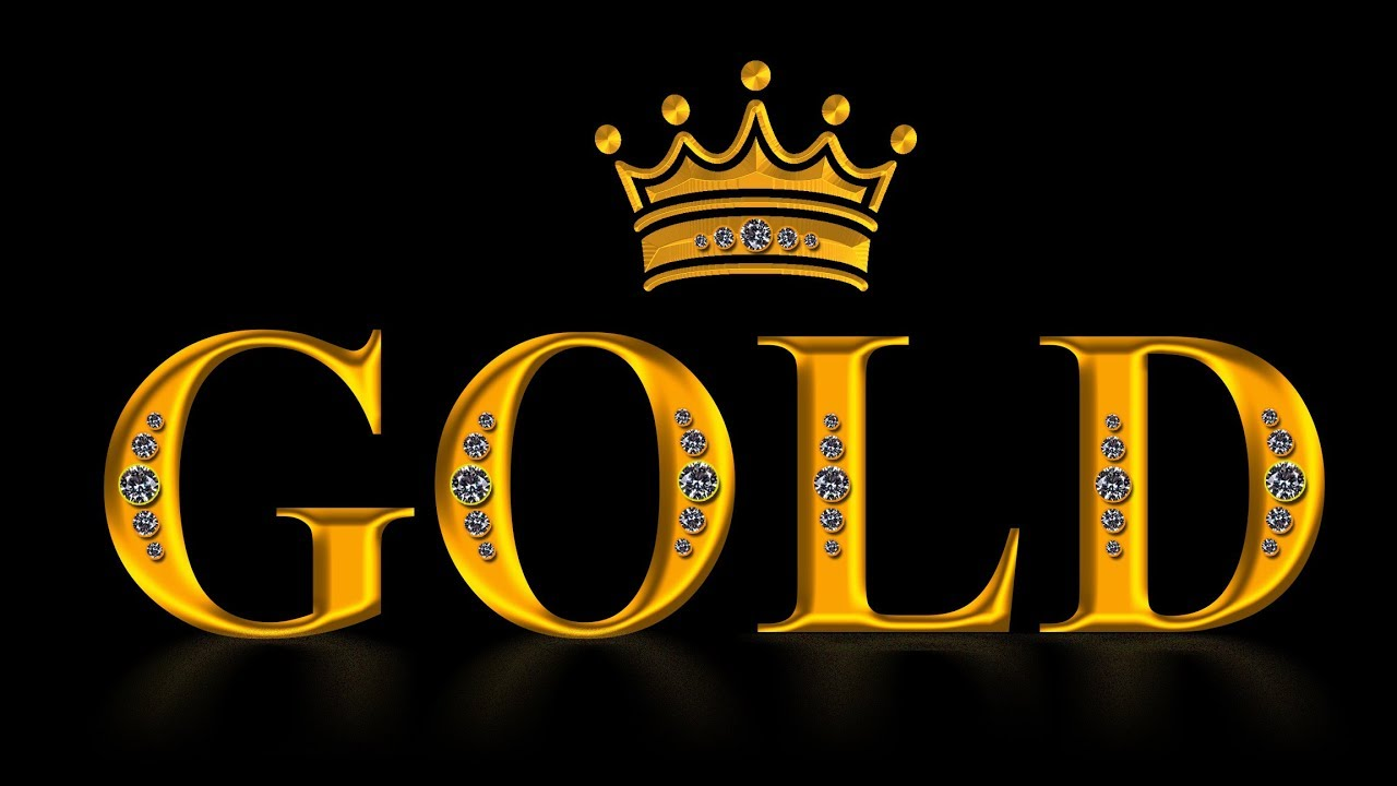 How to make gold text in photoshop gold text photoshop tutorial how to make gold text in photoshop gold text photoshop tutorial gold text effect baditri Image collections