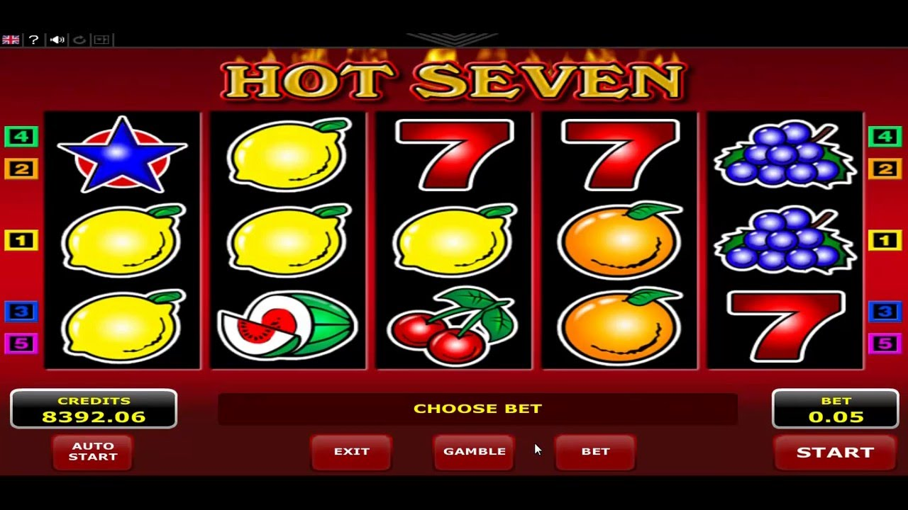 Seven Slots Game