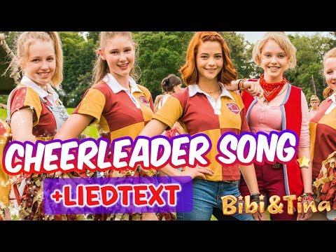 Bibi & Tina -  Cheerleader Song mit LYRICS zum Mitsingen