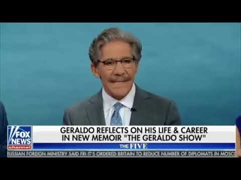 Geraldo's one regret is not supporting the Second Intifada