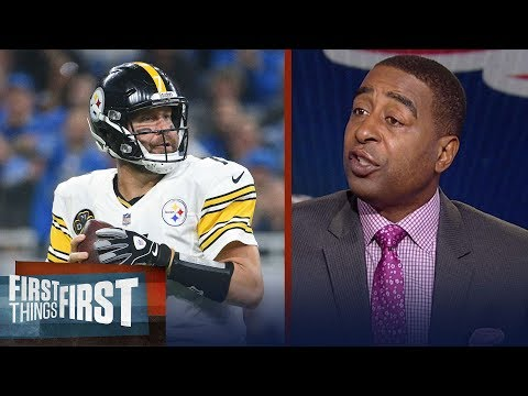 Should the Pittsburgh Steelers be the favorites in the AFC after Week 9? | FIRST THINGS FIRST