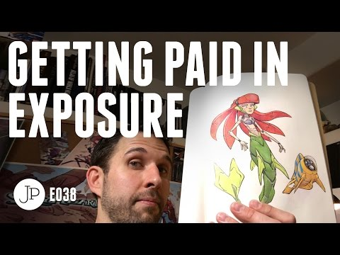 Getting Paid In Exposure e038