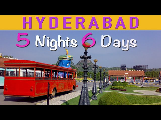 Hyderabad Tour Guide | Hyderabad Tour Package | Hyderabad Budget Tour Plan