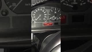 BMW (E46) 330d probleme demarrage