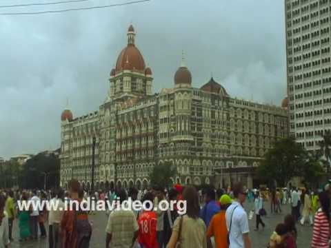 The Taj Mahal Hotel in Mumbai, Maharashtra