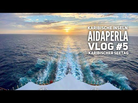 AIDA Vlog #5: Karibische Inseln mit AIDAperla - Highlights am Seetag