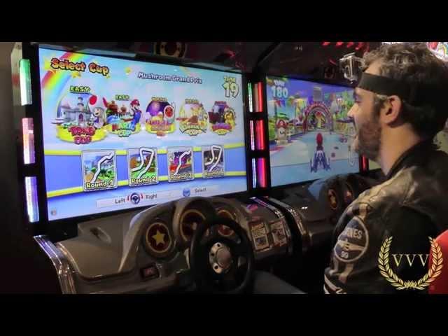 Mario Kart DX Arcade