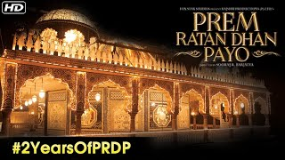 Prem Ratan Dhan Payo | The Making of Sheesh Mahal | Salman Khan | EXCLUSIVE Behind The Scenes