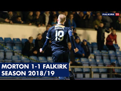 HIGHLIGHTS: Morton 1 Falkirk 1