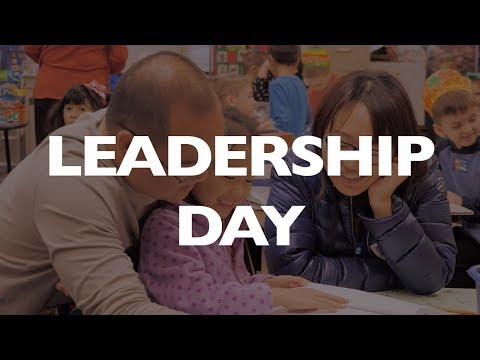 Blackland, Double File and Teravista Elementary Schools Celebrated Leadership Day