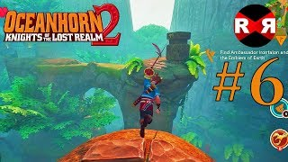 Oceanhorn 2: Knights of the Lost Realm - Apple Arcade - 60fps TRUE HD Walkthrough Gameplay Part 6