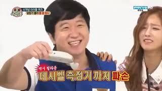 #3 Những nữ idol khỏe nhất làng Kpop
